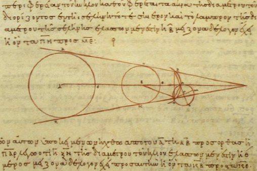 Aristarchus drawing