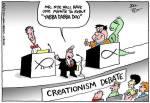 Creationism debate