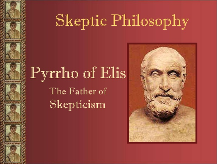 skepticism essays View this essay on scientific thinking and scientific skepticism it isn't easy to define psychology nonetheless the general understanding of psychology is that.